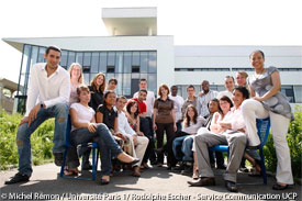 University of Cergy-Pontoise students